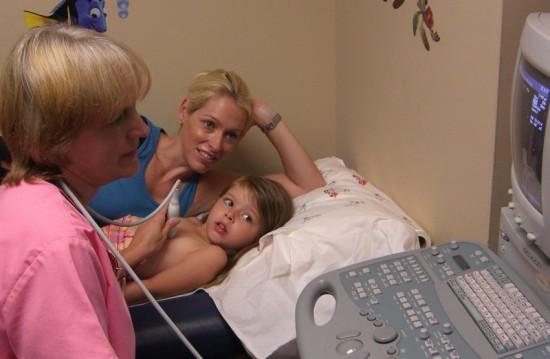 Детская эхокардиография