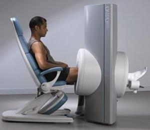 Открытый аппарат МРТ