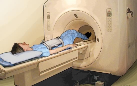 Процедура МРТ