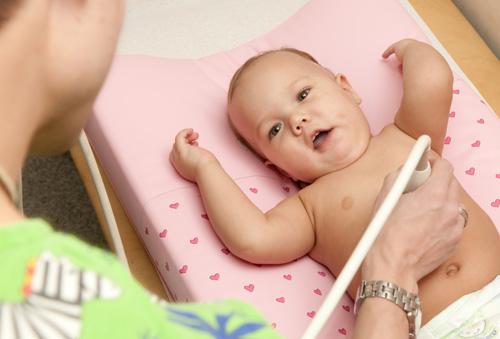 Обследование малыша