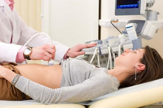 Процедура проведения ультразвукового обследования желудка