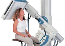 Проведение процедуры рентгена пазух носа
