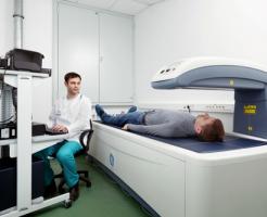 Определение остеопороза на денситометрии позвоночника