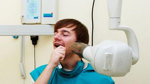 Радиовизиография - прицельные рентгеновские снимки