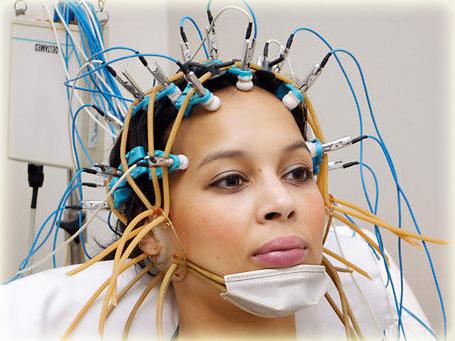 Получение электроэнцефалограммы