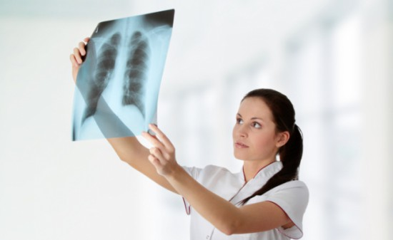 Интерпретация флюорограммы врачом