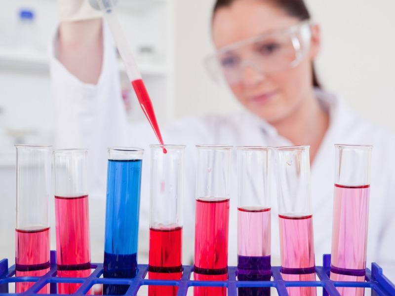 Тестирование крови