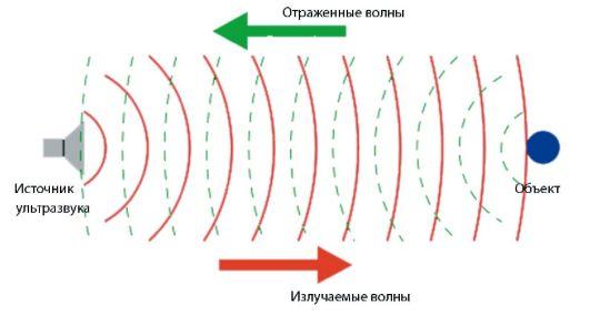Принцип работы ультразвукового исследования