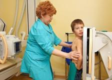 Можно ли делать рентген легких детям?