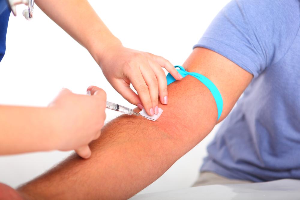 Отрицательный анализ на гепатиты