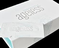 Борьба со старением с кремом Instantly Ageless