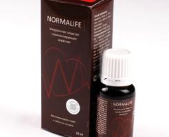 Устраняем гипертонию со средством Normalife