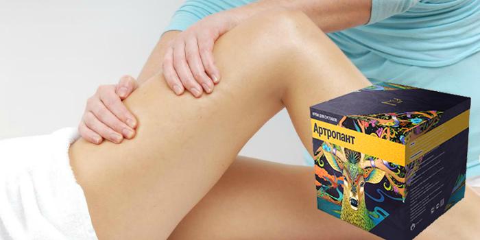 Восстановление суставов с Артропантом