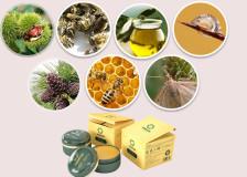 Применение крема-воска Здоров от псориаза