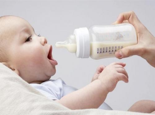 Специальные молочные смеси с железом