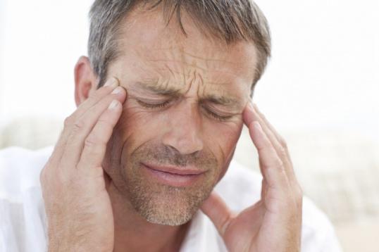 Частые головные боли - признак повышения железа