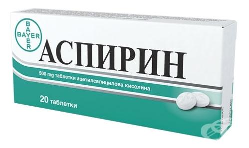 Аспирин можно принимать для разжижения крови