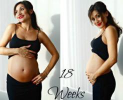 Нормы и показатели УЗИ на 18 неделе беременности
