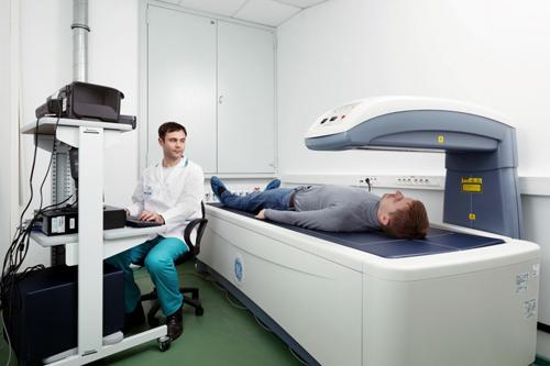 Рентгеновская денситометрия