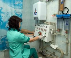 Очистка кишечника при помощи процедуры гидроколонотерапии