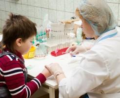 Специфические особенности анализа крови у детей