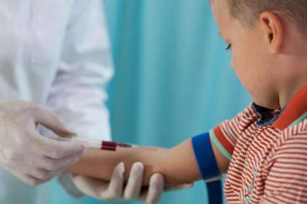 Норма биохимического анализа крови норма у детей