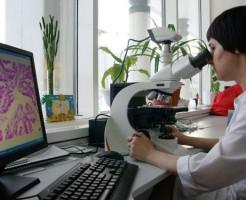 Анализ крови, который показывает онкологию