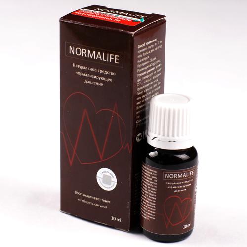 Натуральное средство Нормалайф