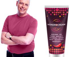 Избавление от мышечных болей со средством Hondrocream