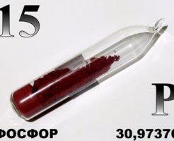 Функции и норма фосфора в крови
