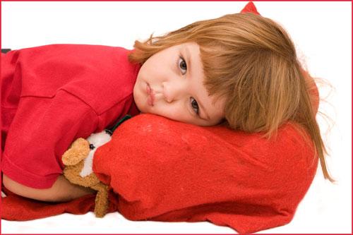 Вялость у ребенка при почечных заболеваниях