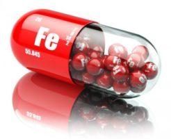 Обзор препаратов железа при низком гемоглобине у взрослых