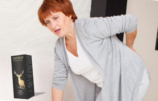 Применение геля от боли в спине